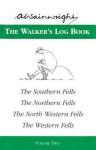 The Walker's Log Book - Alfred Wainwright
