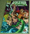 "Ka-zar The Savage No. 27 Aug ""Twisted Corridors"" (Volume 1) - Bruce Jones"