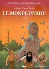 Le Monde Perdu, tome 1 - Laurence Croix, A. Porot, P. Deubelbeiss, Arthur Conan Doyle