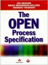 The Open Process Specification - B. Henderson-Sellers