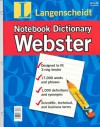 Webster English Notebook Dictionary - Langenscheidt