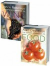 The Food and Wine Set: Consisting of the Oxford Companion to Food and the Oxford Companion to Wine - Jancis Robinson
