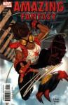 Amazing Fantasy Issue 1 Aughsut 2004 Comic Book written by Fiona Avery [Comic] - Fiona Avery
