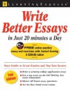 Write Better Essays in 20 Minutes a Day - LearningExpress