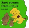 Spot Counts from 1-10 - Eric Hill