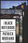 The Black Notebook - Patrick Modiano, Mark Polizzotti