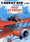 L'Agent 212, Tome 21 : Ailes de poulet - Raoul Cauvin, Daniël Kox
