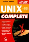 Unix Complete - Peter Dyson, Stan Kelly-Bootle