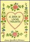 Book of Loving Thoughts - Susan Florence