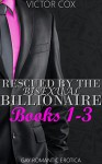 Rescued By The Bisexual Billionaire Books 1 Through 3: Gay Romantic Erotica Bundle (Money and Memory Loss) - Victor Cox