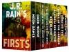 J.R. Rain's Book of Firsts (Nine Series - Nine First Novels) - J.R. Rain, Scott Nicholson, Piers Anthony, Aiden James, A.K. Alexander, Elizabeth Basque, H.T. Night