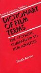Dictionary of Film Terms - Frank Eugene Beaver