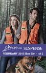 Love Inspired Suspense February 2015 - Box Set 1 of 2: To Save Her ChildTakenSilent Hunter - Margaret Daley, Lisa Harris, Maggie K. Black