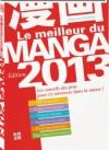 Le meilleur du manga 2013 - Collectif
