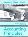 Accounting Principles: Working Papers: Volume 2 Chapters 13-26 - Jerry J. Weygandt