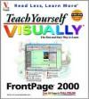 Teach Yourself FrontPage 2000 Visually - Ruth Maran