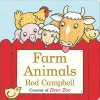 Farm Animals (Dear Zoo & Friends) - Rod Campbell, Rod Campbell