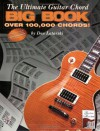 The Ultimate Guitar Chord Big Book: Over 100,000 Chords! - Don Latarski, Aaron Stang
