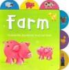 Farm: Follow the Footprint Trail Tab Book - Moira Butterfield, Nicola Evans