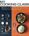 Middle Eastern Basics: 70 Recipes Illustrated Step by Step - Marianne Magnier-Moreno, Frédéric Lucano
