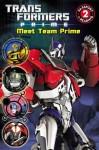 Transformers Prime: Meet Team Prime - Hasbro