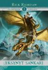 Eksynyt sankari (Heroes of Olympus, #1) - Rick Riordan, Ilkka Rekiaro