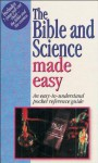 The Bible & Science Made Easy: An Easy to Understand Pocket Ref Guide [With Chart] - Mark Water