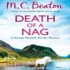 Death of a Nag - M.C. Beaton, David Monteath