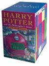 Harry Potter Boxed Set, Books 1-6 - J.K. Rowling