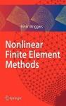 Nonlinear Finite Element Methods - Peter Wriggers