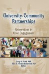 University-Community Partnerships: Universities in Civic Engagement - Tracy Soska, Alice K. Johnson Butterfield
