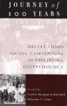 Journey Of 100 Years: Reflections On The Centennial Of Philippine Independence - Cecilia Manguerra Brainard, Edmundo F. Litton