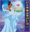 Disney Princess and the Frog Interactive Sound Book - Lou Weber