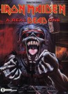 A Iron Maiden -- A Real Dead One: Guitar/Tab/Vocal [With Color Poster] - Maiden Iron