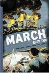 March: Book Two Paperback January 20, 2015 - John Lewis Andrew Aydin Nate Powell (Illustrator)