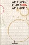 Letrinhas de Cantigas - António Lobo Antunes