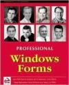 Professional Windows Forms - Jason Bell, Jan D. Narkiewicz