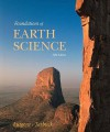 Foundations of Earth Science Value Package (Includes Encounter Earth: Interactive Geoscience Explorations) - Frederick K. Lutgens, Edward J. Tarbuck, Dennis Tasa