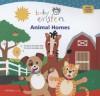 Baby Einstein: Animal Homes - Disney Book Group, , Nadeem Zaidi