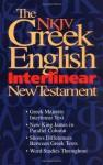 The NKJV Greek-English Interlinear New Testament - Arthur L. Farstad, Zane C. Hodges