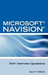 Microsoft Nav Interview Questions: Unofficial Microsoft Navision Business Solution Certification Review - Terry Clark
