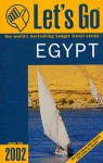 Let's Go Egypt 2002 - Let's Go Inc., Christian Highsmith