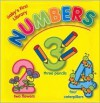 Numbers: Mini Baby's First Library - Yoyo Books