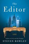 The Editor - Steven Rowley