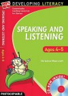 Speaking and Listening. Ages 4-5 - Christine Moorcroft
