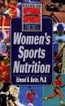 Women's Sport Nutrition - Edmund R. Burke