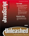 JavaScript Unleashed [With CDROM] - R. Allen Wyke, Richard Wagner