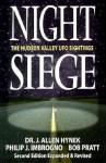 Night Siege: The Hudson Valley UFO Sightings the Hudson Valley UFO Sightings - J. Allen Hynek, Philip J. Imbrogno, Bob Pratt