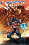 Superboy (2011- ) #28 - Marv Wolfman, Andres Guinaldo, Jeff Johnson
