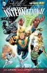 Justice League International, Vol. 1: The Signal Masters - Dan Jurgens, Aaron Lopresti, David Finch